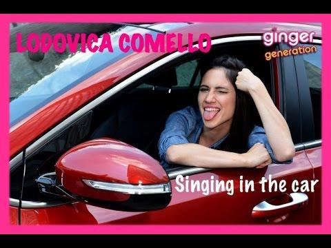 Singing in the car - Intervista a Lodovica Comello