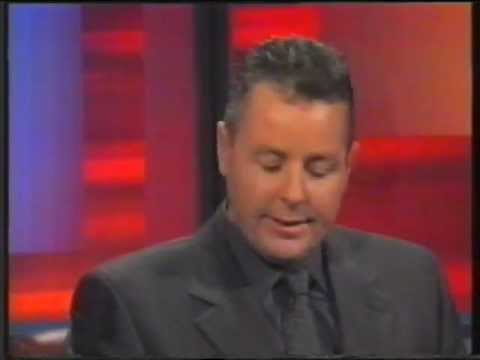 Stephen Roche David Walsh Late Late Show 2002 part1