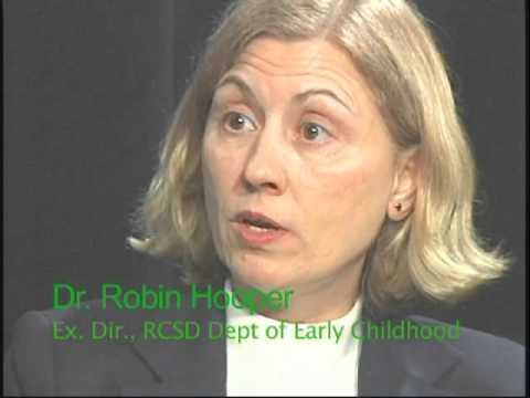 Early Childhood Education  Dr. Robin Hooper
