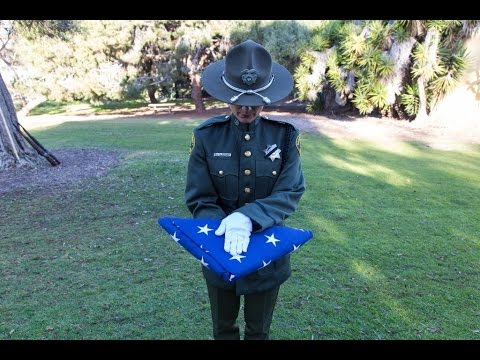Honor Guard - San Diego County Sheriff's Department