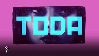 Alex Rose Ft Rauw Alejandro - Toda (Lyric Video)