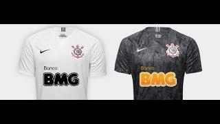 ROBLOX || Creating Corinthians 2018/19 Nike Away