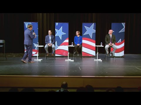 The Debate for Oregon's Future -- full length