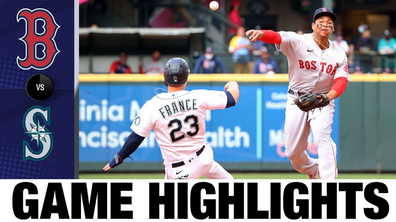 Download Red Sox vs. Mariners Game Highlights (9/15/21) | MLB Highlights