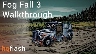 Fog Fall 3 - Walkthrough