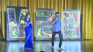 Usuraiya Tholaichen @ Kalaigalin Vishwaroopam 2019   Stephen Zechariah ft Priya Shankari