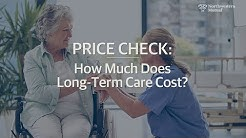 The Cost of Long-Term Care: What to Know