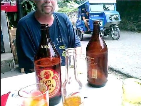 Time Out For Some 'Red Horse' & 'Cobra' in the Philippines