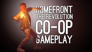 Homefront The Revolution Gameplay - Let