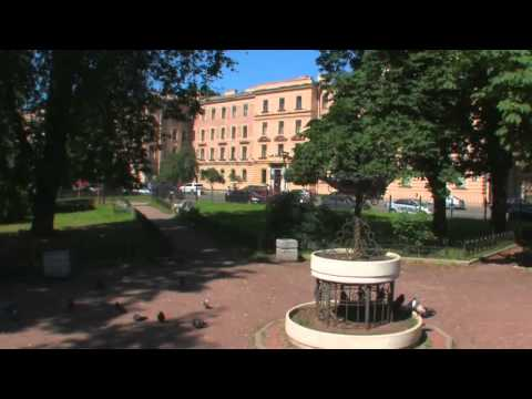 Pavlov First Saint Petersburg State Medical University official movie
