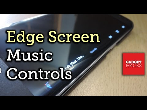 Control Music Playback from the Information Stream on the Galaxy S6 Edge [How-To]