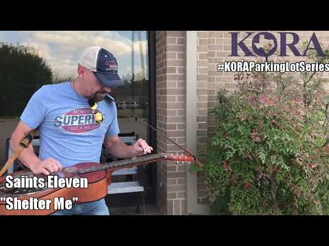 KORA Parking Lot Series w/ Saints Eleven