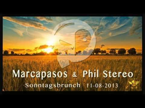 Marcapasos & Phil Stereo live @ Sonntagsbrunch 11.08.13