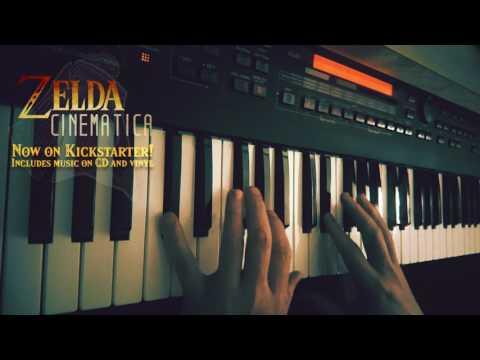Zelda's Theme & Hyrule Castle Piano Improv