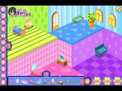 House decoration and design (Переделка и дизайн дома) - прохождение игры