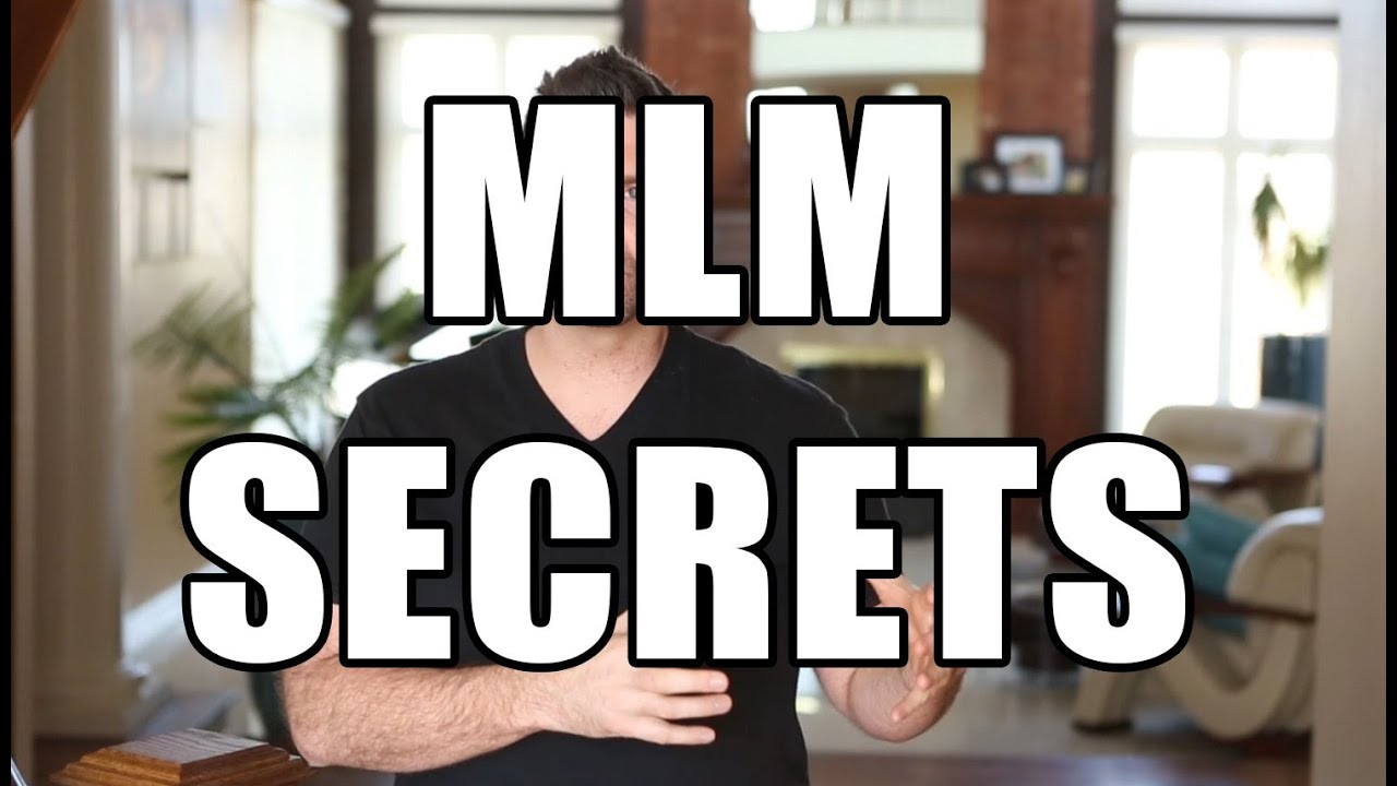 MLM Secrets - How to become a top earner in your network marketing business with these 3 mlm secrets