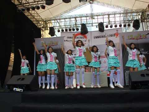 AKB48 - Ponytail to Shushu , Koi no Onawa, Everyday Kachuusha, Heavy Rotation (cover by BKM38)