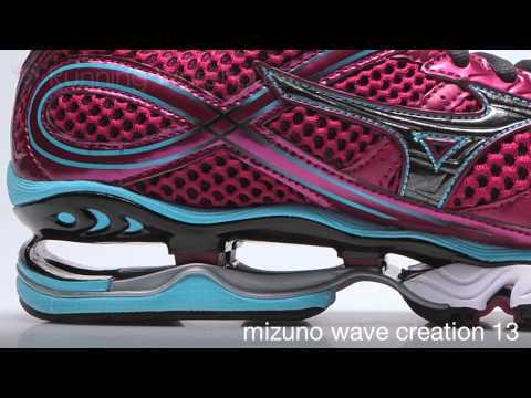 online store 0e0d3 d7b3b Mizuno Wave Creation 13 Women - YouTube