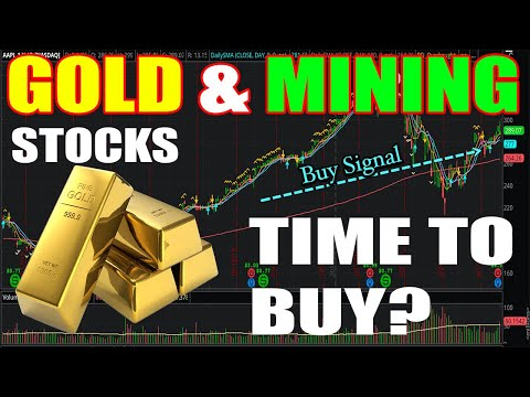 TOP GOLD STOCKS 2020. SILVER And MINING Stocks Too