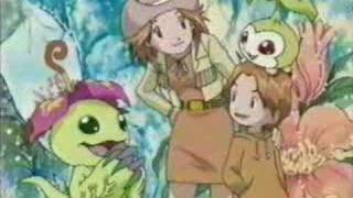 Last 3 minutes of Digimon 02 season, last episode [english]