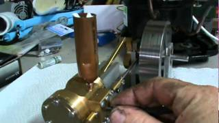 slide valve steam engine