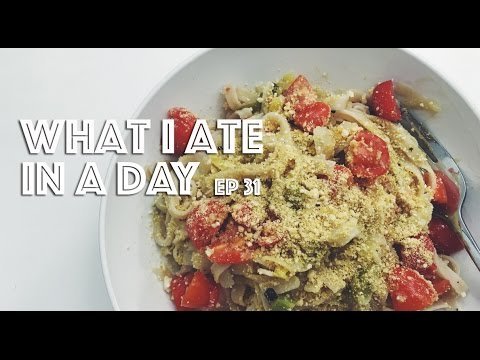 WHAT I ATE IN A DAY (VEGAN) | COLLAB W EMANMAKEUP | EP #31
