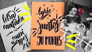 JUNTOS - JU MORAES (Vídeo Lyric)