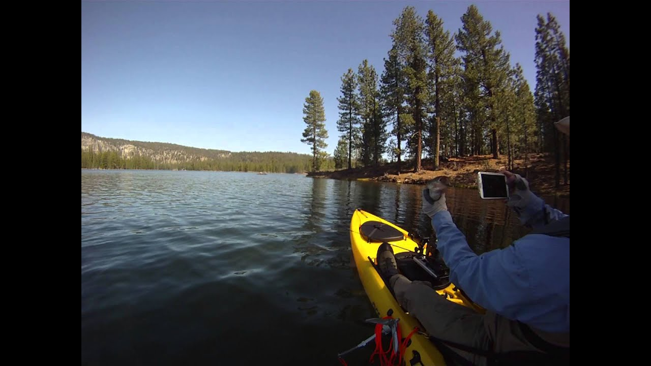 Bass fishing antelope lake california youtube for California out of state fishing license