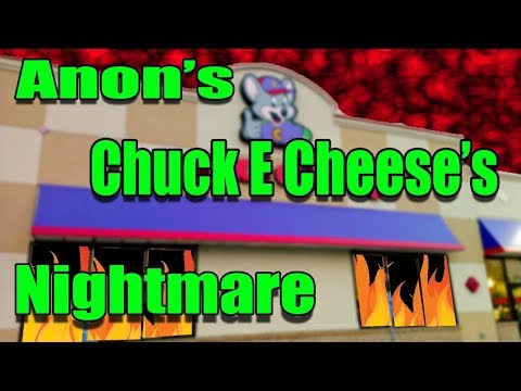 4chan Stories: Anon's Chuck E Cheese's Nightmare