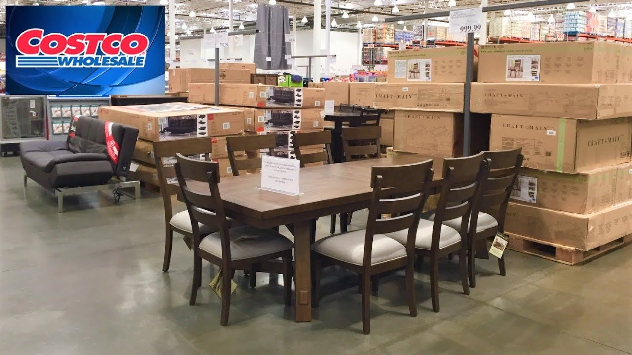 Costco Kitchen Dining Room Tables Sofas, Costco Dining Room Table