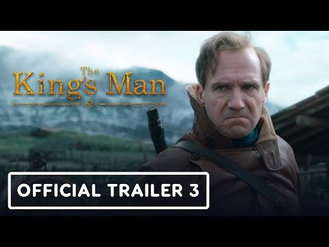 The King's Man - Official Trailer 3