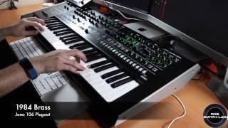 Roland System-8 Preset Sounds