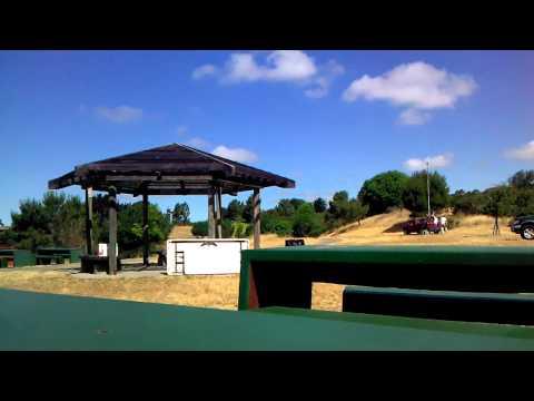 Hayward Radio Club (K6EAG) Field day setup