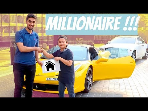 Thumbnail: 10-year-old Property Millionaire !!!