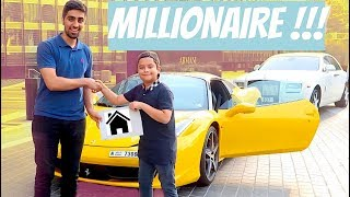 10-year-old Property Millionaire !!!