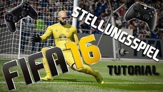 FIFA 16 Pro Clubs | Torwart Stellungsspiel | How to/Tutorial | DEUTSCH