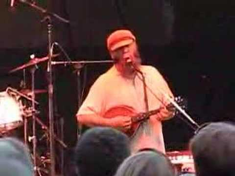 The Gourds perform Gin and Juice @ Bumbershoot 2007 Part 1/2
