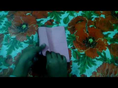 HOW TO MAKE A PAPER VIOLET
