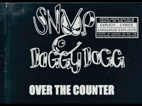 Snoop Dogg - Over The Counter [Demo Tape] 1991