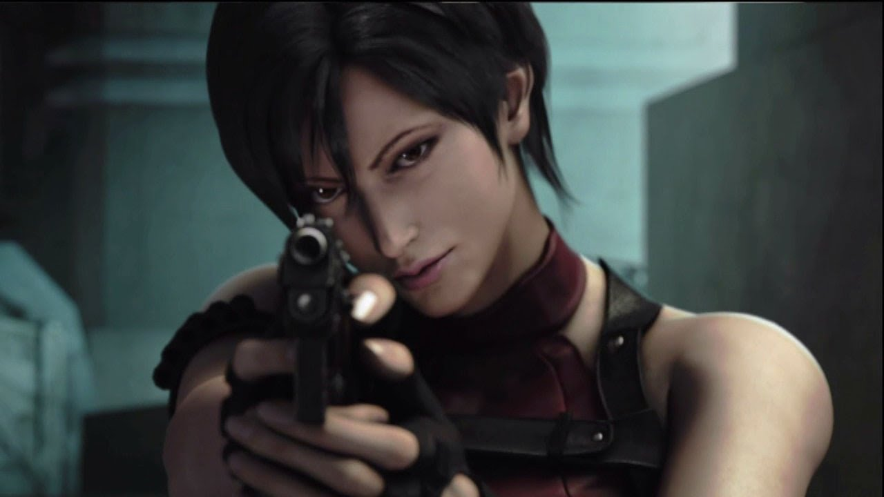 Ada Wong Cameo Scenes - Resident Evil Operation Raccoon -5653