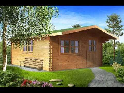 Case in legno senza concessione edilizia youtube for Case in legno senza fondamenta