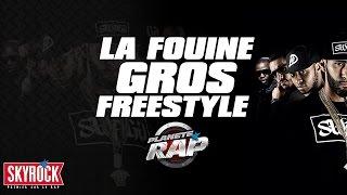 Gros freestyle dans le Planète Rap de La Fouine