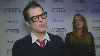 Bad Grandpa premiere: Johnny Knoxville, Ashley Roberts and Conor Maynard's best pranks revealed