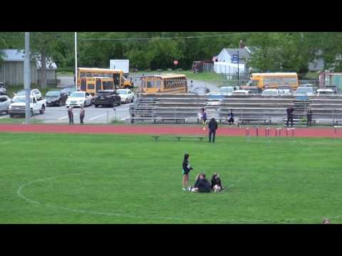 2017 Chittenden County Track Championships  -  Boys  4 x 100m