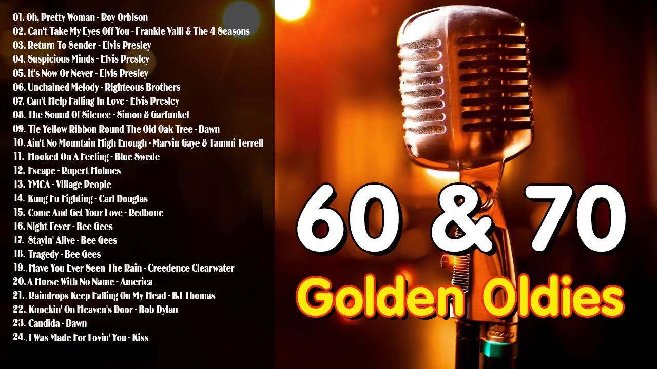 Greatest Hits Golden Oldies 60s 70s Best Songs Oldies But Goodies Youtube