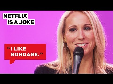 Nikki Glaser Wants A Respectful Gangbang | Netflix Is A Joke from YouTube · Duration:  4 minutes 16 seconds