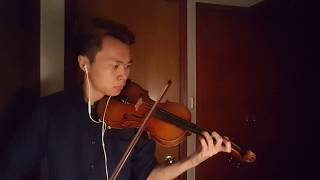 Alan Walker & Alex Skrindo - Sky - violin cover by UnDerDog