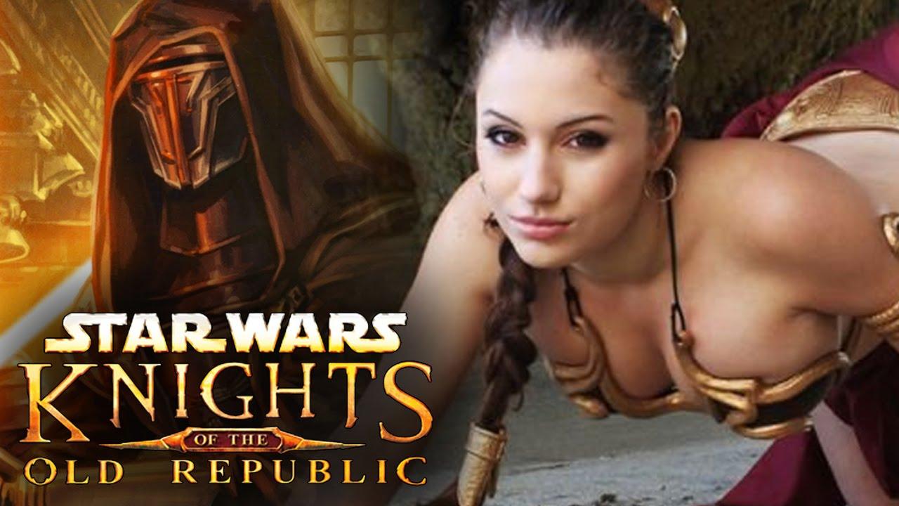 Big Sexy Alien Massages - Part 20 - Star Wars: Knights of ...