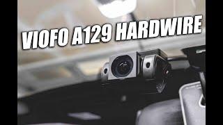 📷 🔌 Viofo A129 Dashcam Hardwire + Parking Mode Installation (Day # 15)