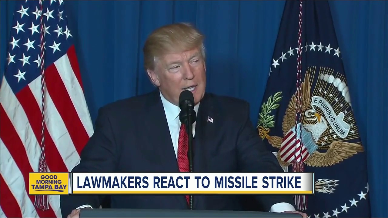 Download NEW | US attacks Syrian military with missiles